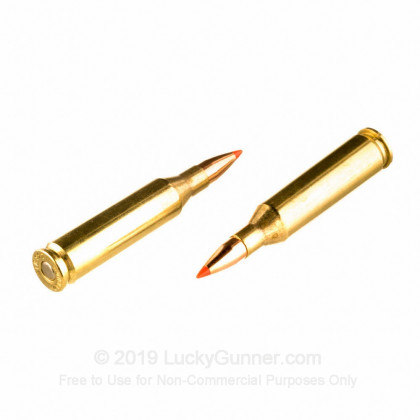 Large image of 243 Win 75gr V-Max Ammo From Hornady Superformance Varmint For Sale Online - 20 rounds