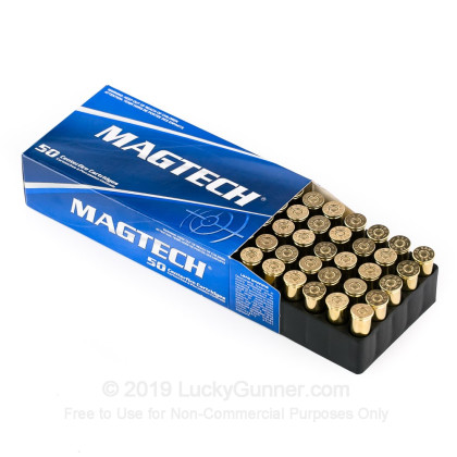 Image 3 of Magtech .38 Smith & Wesson Ammo