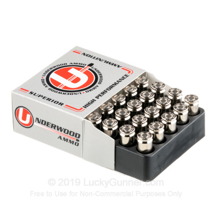 Image 3 of Underwood 10mm Auto Ammo