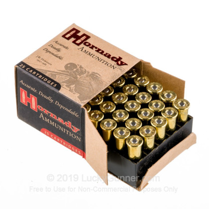 Image 3 of Hornady .38 Special Ammo