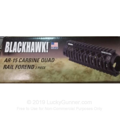Large image of Blackhawk Picatinny Quad Rail For Sale - Blackhawk Carbine Length Picatinny Forend Rails For AR-15's