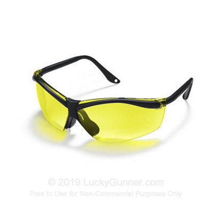 Large image of Peltor Yellow Shooting Glasses For Sale - 90966 - Peltor Glasses in Stock