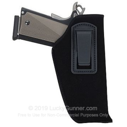 "Large image of Blackhawk Nylon Inside-the-Pant Holsters For Sale - Blackhawk concealment Holsters for Medium Framed Auto's with 3-4"" Barrels"