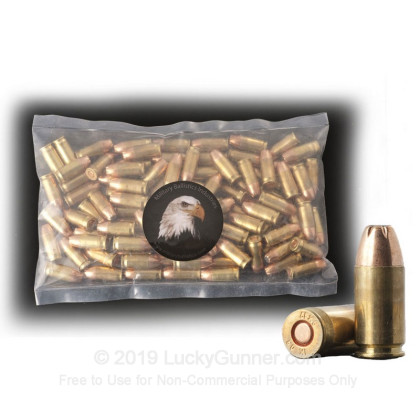 Image 1 of Military Ballistics Industries .380 Auto (ACP) Ammo