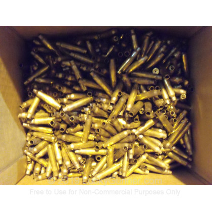 Large image of New 223 Remington Lake City Brass Casings