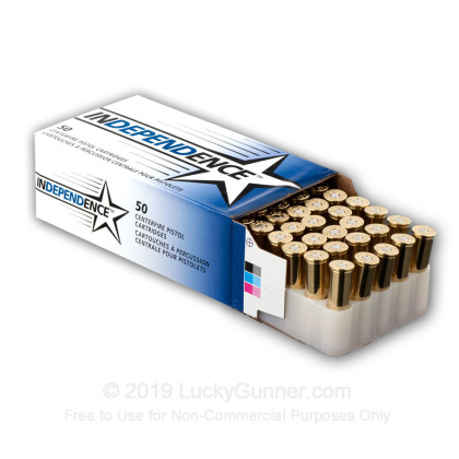 Image 6 of Independence .38 Special Ammo