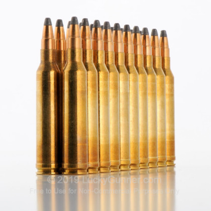 7mm Remington Magnum - 173 gr SPCE - Sellier & Bellot - 20 Rounds