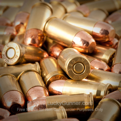 Image 2 of Military Ballistics Industries .380 Auto (ACP) Ammo