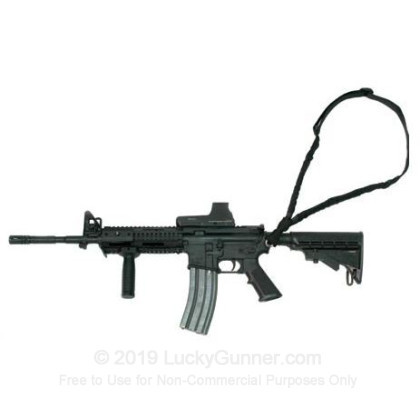 Large image of Blackhawk Storm Single Point Sling For Sale - Blackhawk Universal Single Point Sling for AR-15's and M4 Styled Rifles and Tactical Shotguns