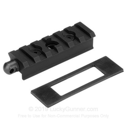 Large image of Blackhawk Swivel Stud Picatinny Rail Adapter For Sale - Blackhawk Under Mount Picatinny Rail System for AR-15's