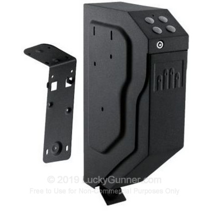 Large image of GunVault Handgun Safe For Sale - SpeedVault SV500 Digital Handgun Safe For Sale - Perfect for Vertical Mounting