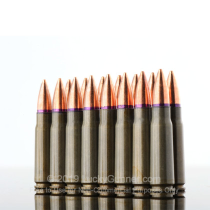 Image 6 of Golden Tiger 7.62X39 Ammo