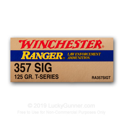 Image 12 of Winchester .357 Sig Ammo