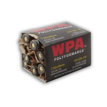 Cheap Wolf WPA Polyformance Ammo - 7.62x39 123 grain HP Ammo - 20 Rounds