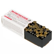 Cheap 22 LR Ammo For Sale - 40 gr Lead Round Nose - Winchester Wildcat - 50 Rounds