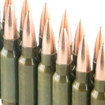6.5 Grendel Ammo For Sale   100 gr FMJ Ammunition In Stock by Wolf - 20 Rounds