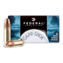 22 LR Small Game Hunting Ammo For Sale - 38 Grain CPHP Ammunition by Federal Game Shok In Stock - 50 Rounds