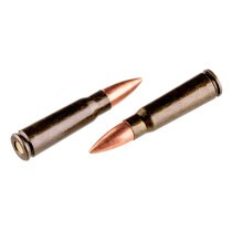 Cheap Wolf Performance Ammo - 7.62x39 123 grain FMJ Ammo - 20 Rounds