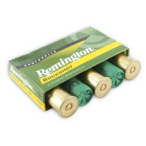 "Cheap 12 ga Ammo For Sale - 2-3/4"" 000 Buck Ammunition by Remington - 5 Rounds"