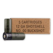 "12 ga Ammo For Sale - 2-3/4"" 00 Buck Ammunition by Winchester"