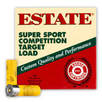 """Cheap 20 Gauge Ammo For Sale - 2-3/4"""" 7/8oz. #8 Shot Ammunition in Stock by Estate Cartridge - 25 Rounds"""