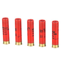 """Cheap 28 Gauge Ammo For Sale - 2-3/4"""" 3/4oz. #7.5 Shot Ammunition in Stock by Fiocchi - 25 Rounds"""