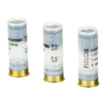"""Cheap 12 Gauge Ammo For Sale - 2-3/4"""" 1oz. #7.5 Shot Ammunition in Stock by Fiocchi - 25 Rounds"""
