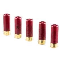 """12 ga Ammo For Sale - 2-3/4"""", 8 Pellet 00 Buckshot by Federal LE (5 Rounds)"""