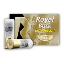 "12 ga Ammo For Sale - 2-3/4"" 00 Buck Low Recoil Ammunition by Rio Royal"