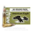 5.56 NATO Ammo - Federal Lake City M855 Ball 62gr FMJ - 90 Rounds
