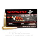 Cheap 7mm Rem Mag Ammo For Sale - 150 Grain PHP Ammunition in Stock by Winchester Power Max Bonded - 20 Rounds