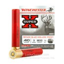 "Cheap 410 Gauge Ammo For Sale - 3"" 1/4 oz. Rifled Slug Ammunition in Stock by Winchester - 5 Rounds"