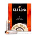 Premium 454 Casull Ammo For Sale - 300 Grain Swift A-Frame JHP Ammunition in Stock by Federal Premium Vital-Shok - 20 Rounds