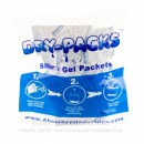 Silica Gel Packet for Sale - 5 gram - Gunslick Pro Cleaning Patches For Sale