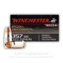 Premium 357 Sig Defense Ammo In Stock - 125 gr JHP - 357 Sig Ammunition by Winchester Supreme Elite For Sale - 20 Rounds