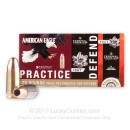 Premium 9mm Ammo For Sale - 124 Grain FMJ & HST JHP Ammunition in Stock by Federal Practice & Defend - 120 Rounds