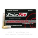 Bulk 300 AAC Blackout Ammo For Sale - 110 Grain Frangible Ammunition in Stock by Sinterfire Reduced Hazard - 500 Rounds
