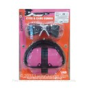Cheap Eye & Ear Protection For Sale - 26 NRR Pink Earmuffs and Clear Shooting Glasses in Stock by Champion Target - 1 Combo Set