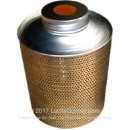 Silica Gel Packet Steel Canister for Sale - 750 gram - Desiccant Packets for Sale and In Stock