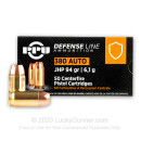 380 Auto Ammo In Stock - 94 gr JHP - 380 ACP Ammunition by Prvi Partizan For Sale - 50 Rounds