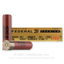 """Premium 12 Gauge Ammo For Sale - 3-1/2"""" 2-1/4oz. #7 Shot Ammunition in Stock by Federal Heavyweight TSS - 5 Rounds"""