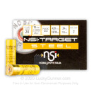 "Cheap 20 Gauge Ammo For Sale - 2-3/4"" 7/8oz. #7 Steel Shot Ammunition in Stock by NobelSport - 25 Rounds"