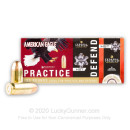 Premium 45 ACP Ammo For Sale - 230 Grain FMJ and HST JHP Ammunition in Stock by Federal Premium Combo Pack - 120 Rounds