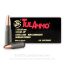 Bulk 7.62x39mm Ammo For Sale - 124 Grain HP Ammunition in Stock by Tula - 1000 Rounds