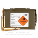 Bulk 5.56x45 Ammo For Sale - 62 Grain FMJ F1 Ammunition in Stock by Australian Defense Industries - 900 Loose Rounds in Ammo Can