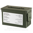 50 Cal Green Surplus Ammo Cans For Sale