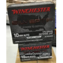 Premium 10mm Auto Ammo For Sale - 175 Grain JHP Ammunition in Stock by Winchester Silvertip - 200 Rounds