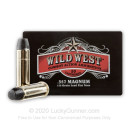 Cheap 357 Mag Ammo For Sale - 158 gr LFN Sellier & Bellot  Ammunition In Stock - 50 Rounds