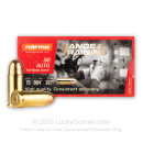 Cheap 32 ACP Ammo For Sale - 73 Grain FMJ Ammunition in Stock by Norma - 50 Rounds