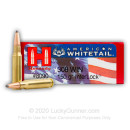 Cheap 308 Win Ammo For Sale - 150 gr SP Hornady American Whitetale Ammo Online - 20 Rounds